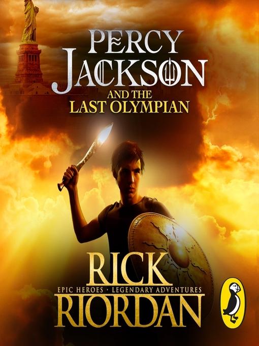 Percy Jackson and the Last Olympian (MP3): Percy Jackson and the Olympians Series, Book 5