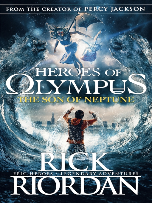 The Son of Neptune (eBook): The Heroes of Olympus Series, Book 2
