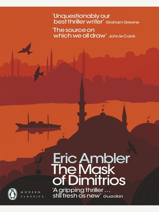 The Mask of Dimitrios (eBook)