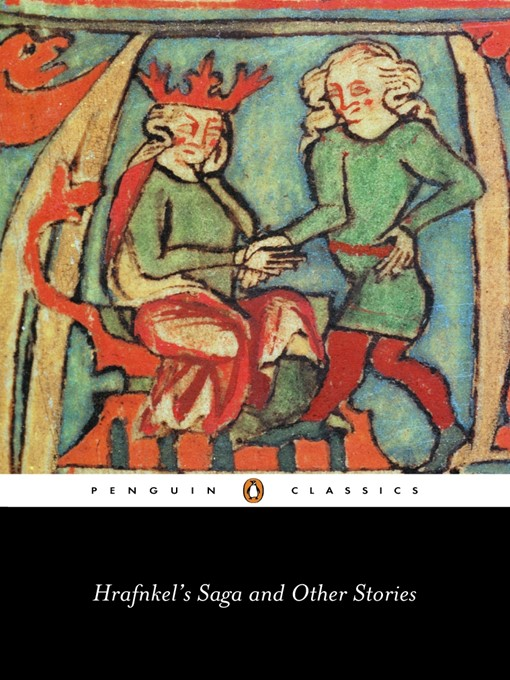 Hrafnkel's Saga and Other Icelandic Stories (eBook)