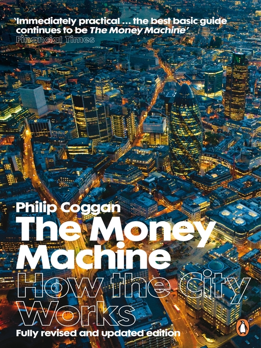 The Money Machine: How the City Works (eBook)
