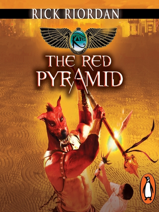 The Red Pyramid (MP3): The Kane Chronicles, Book 1