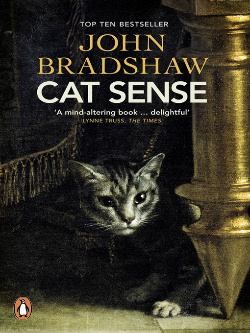 Cat Sense (eBook): The Feline Enigma Revealed