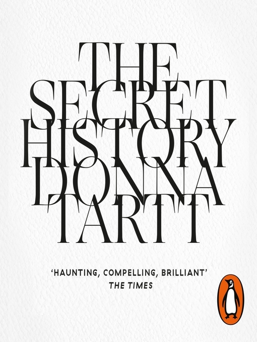 The Secret History (MP3)