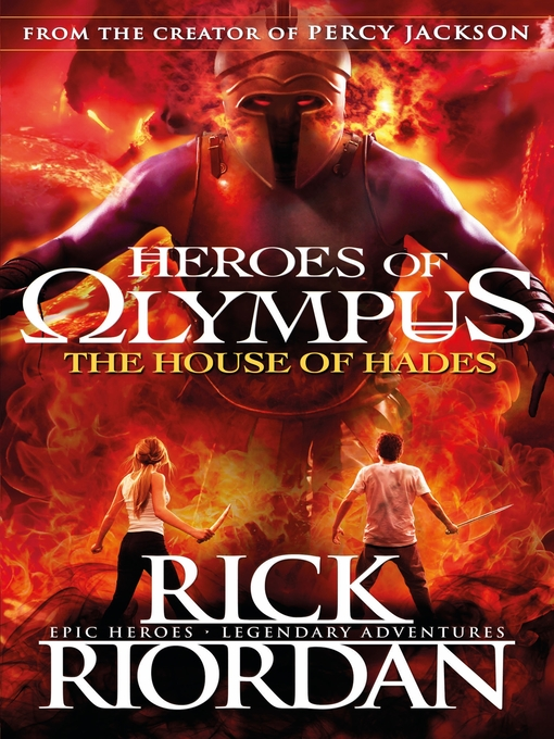 rick riordan the heroes of olympus series pdf