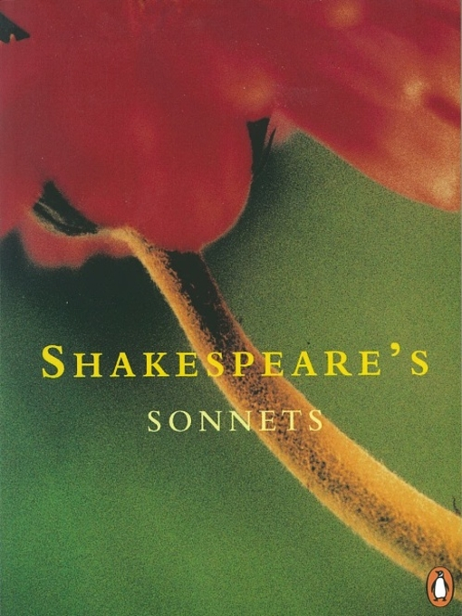 Shakespeare's Sonnets (eBook)