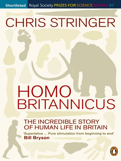 Homo Britannicus (eBook): The Incredible Story of Human Life in Britain