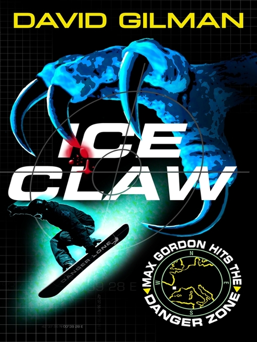 Ice Claw (eBook): Danger Zone Series, Book 2