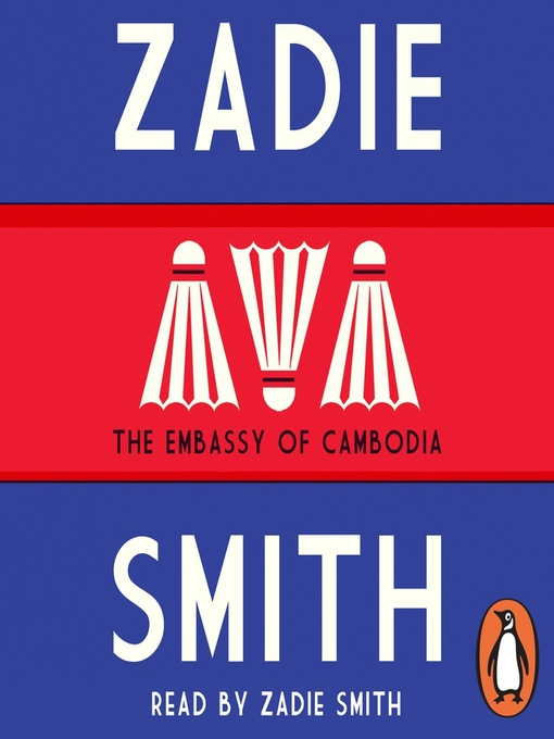 The Embassy of Cambodia (MP3)