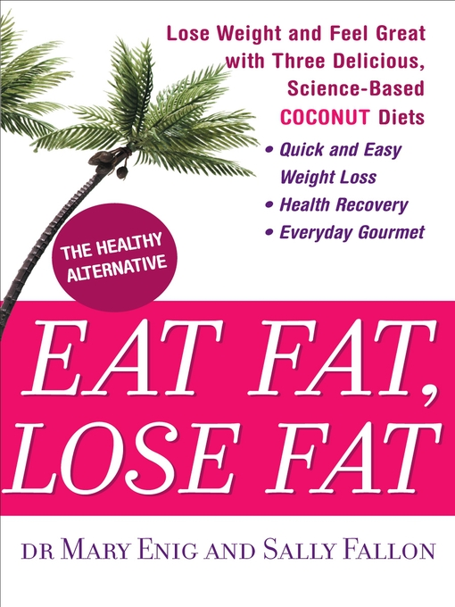 Eating fat to lose weight