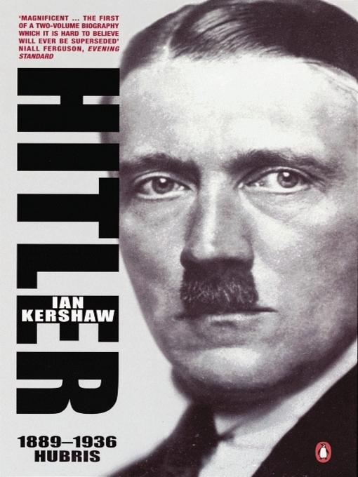 "a critique of ian kershaws review of adolf hitlers life 26so norbert frei in his review ""dem führer  ian kershaws zünftige biographie über den  geschichte eines buches: adolf hitlers ""mein kampf."