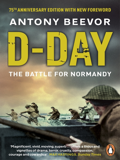 D-Day: The Battle for Normandy (eBook)
