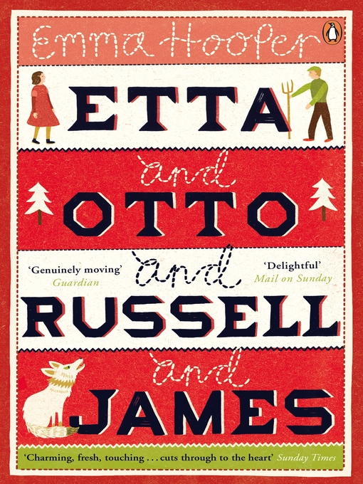 Etta and Otto and Russell and James (eBook)