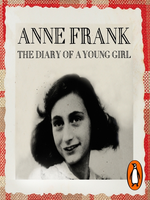 The Diary of a Young Girl (MP3)
