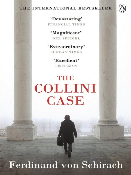 The Collini Case (eBook)