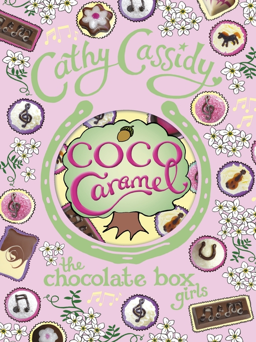 Chocolate Box Girls (eBook): Coco Caramel