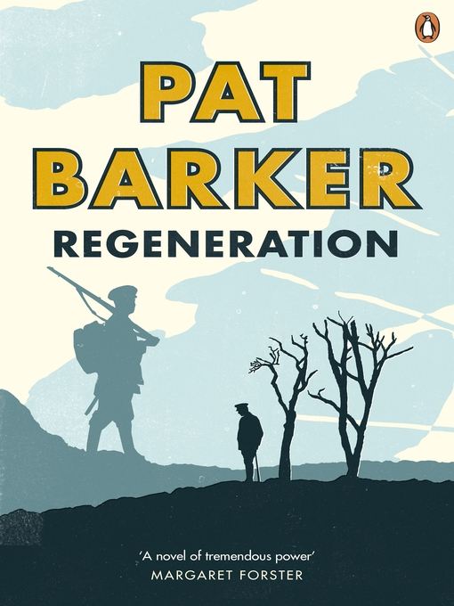 regeneration pat barker Regeneration is a 1997 british film, an adaptation of the novel of the same name by pat barker the film is directed by gillies mackinnon.
