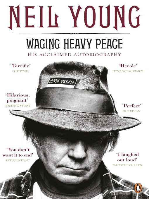 Waging Heavy Peace (eBook): A Hippie Dream