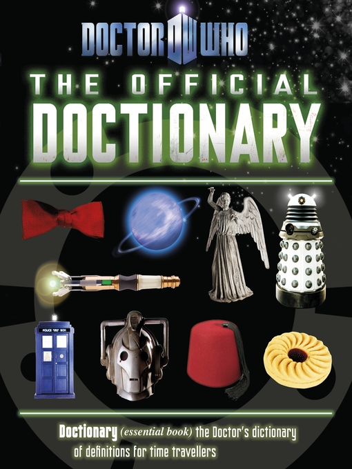 Doctor Who (eBook): Doctionary