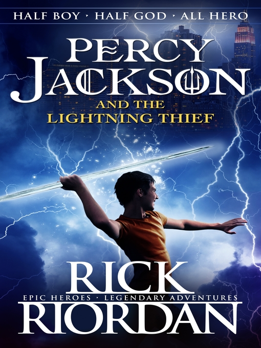 Percy Jackson and the Lightning Thief (eBook): Percy Jackson and the Olympians Series, Book 1