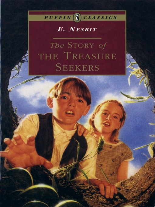 The Story of the Treasure Seekers (eBook): The Bastable Children Series, Book 1