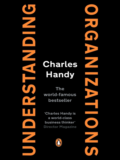 Understanding Organizations (eBook)