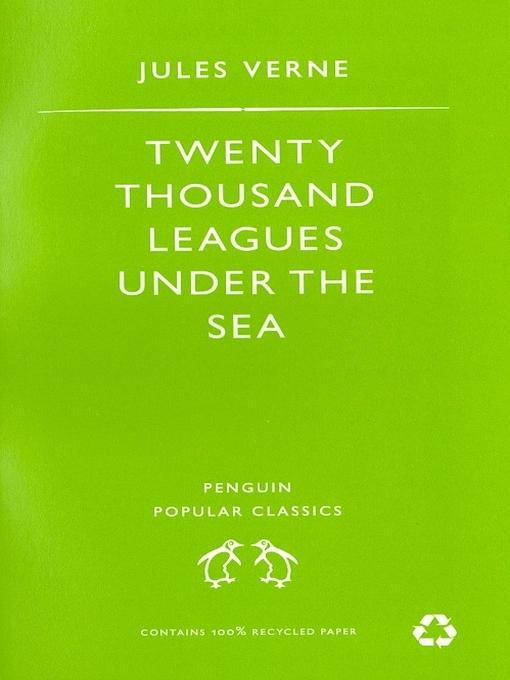 Twenty Thousand Leagues Under the Sea - Voyages Extraordinaires (eBook)