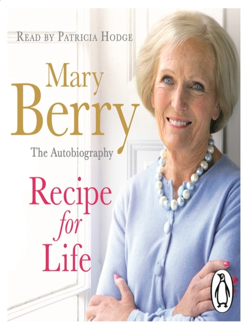Recipe for Life: The Autobiography (MP3)