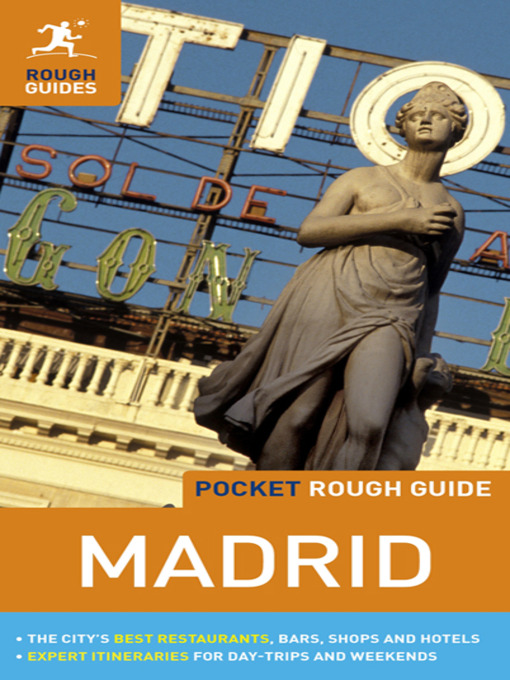 Pocket Rough Guide Madrid - Pocket Rough Guides (eBook)