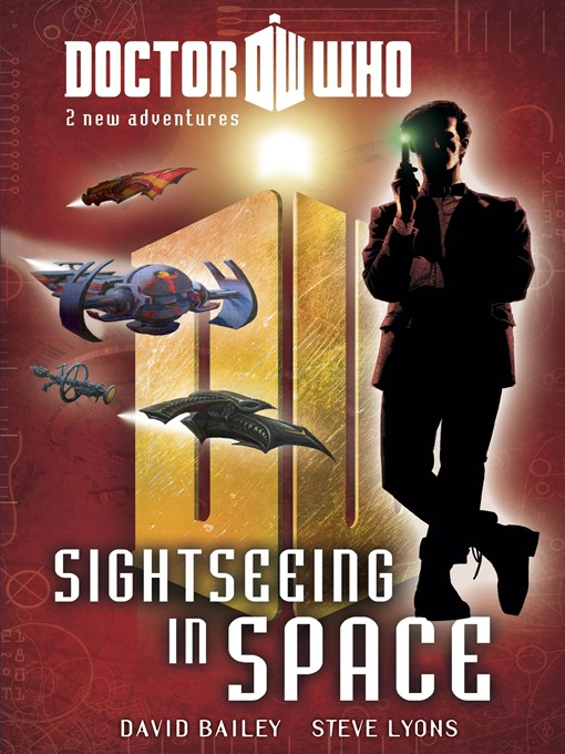 Doctor Who:  Book 4:  Sightseeing in Space:  Book 4 (eBook): Sightseeing in Space