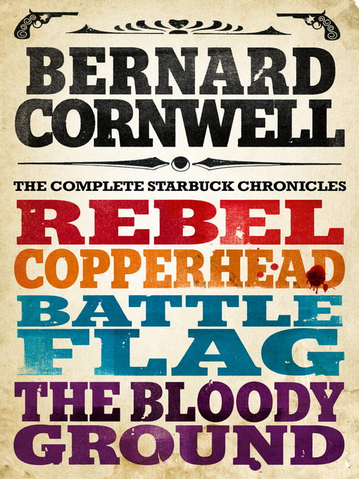 The Starbuck Chronicles (eBook): The Complete 4-Book Collection