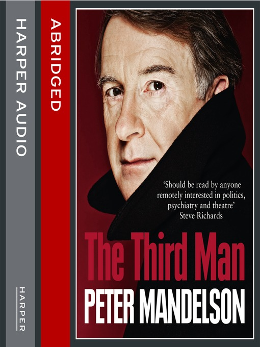 The Third Man: Life at the Heart of New Labour (MP3)