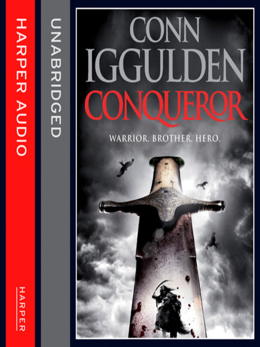 Conqueror (MP3): Conqueror Series, Book 5