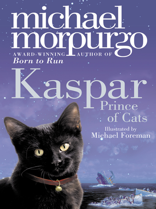 Kaspar (eBook): Prince of Cats