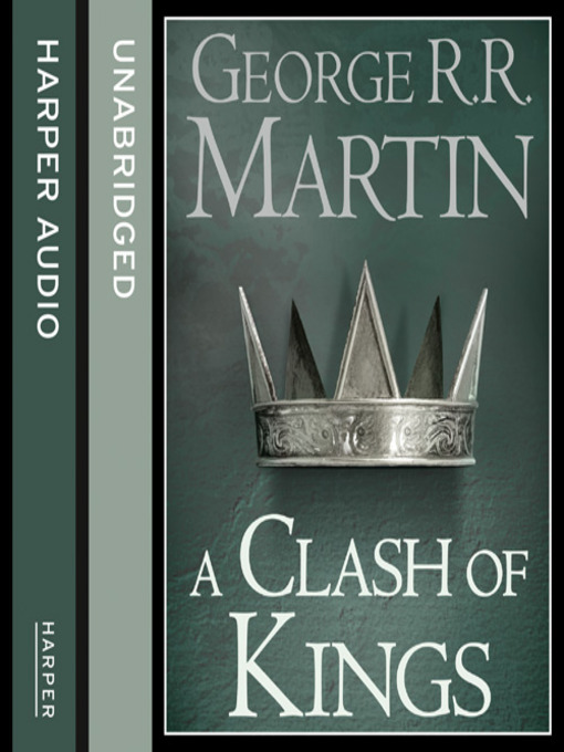 A Clash of Kings, Part 1: A Song of Ice and Fire Series, Book 2 - A Song of Ice and Fire (MP3)