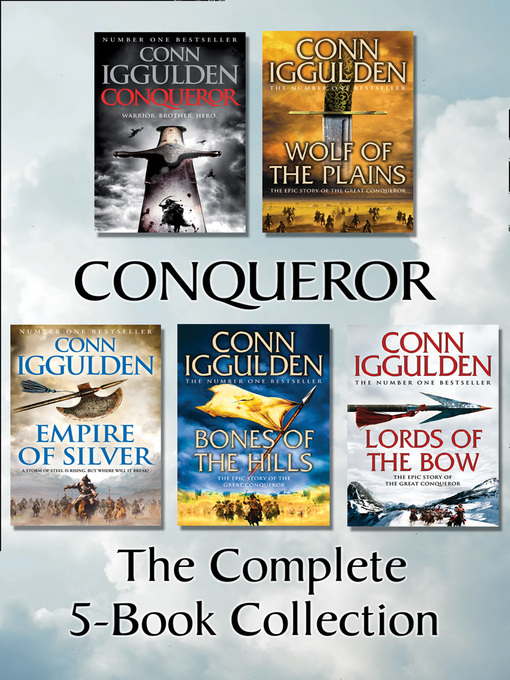 Conqueror: The Complete 5-Book Collection - Conqueror (eBook)