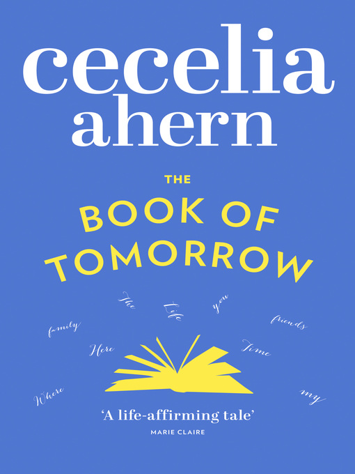 The Book of Tomorrow (eBook)