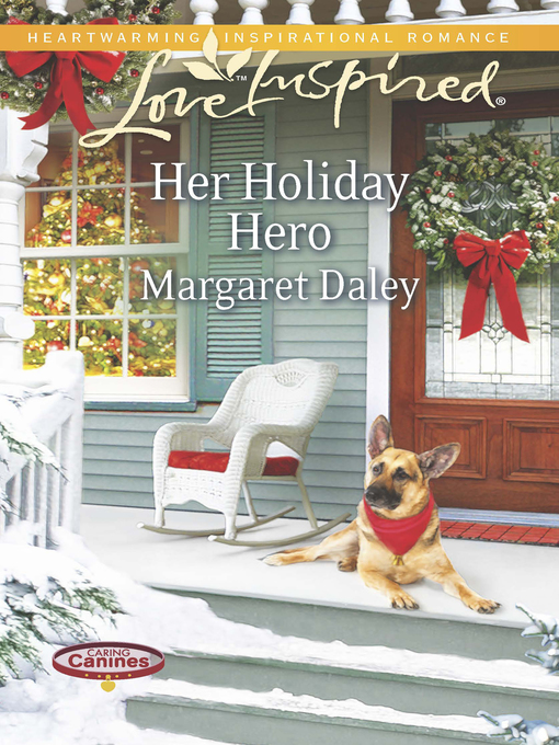 Her Holiday Hero - Caring Canines (eBook)