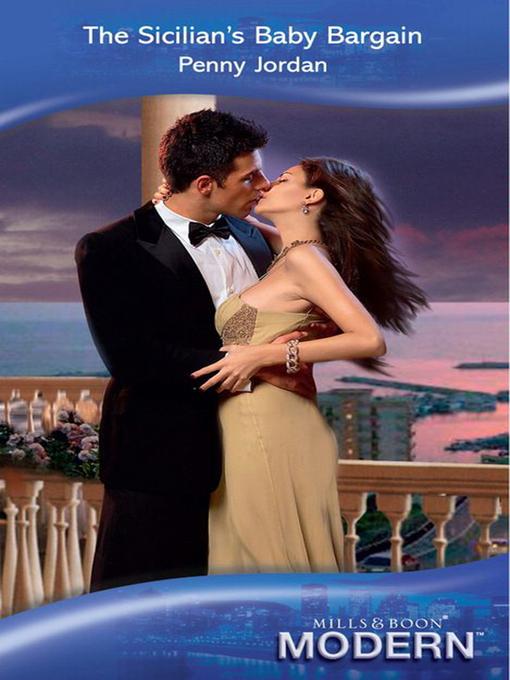 The Sicilian's Baby Bargain - Modern Romance (eBook)