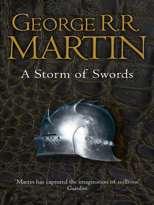 A Storm of Swords (eBook): A Song of Ice and Fire Series, Book 3