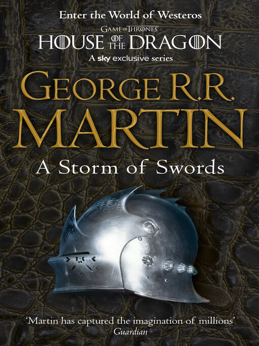 A Storm of Swords: A Song of Ice and Fire Series, Book 3 - A Song of Ice and Fire (eBook)
