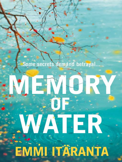 Memory of Water (eBook)