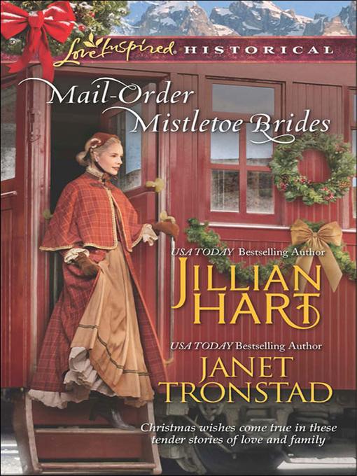 Mail-Order Mistletoe Brides (eBook)