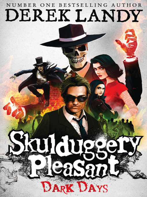 Dark Days (eBook): Skulduggery Pleasant Series, Book 4