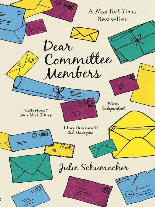 Dear Committee Members (eBook)