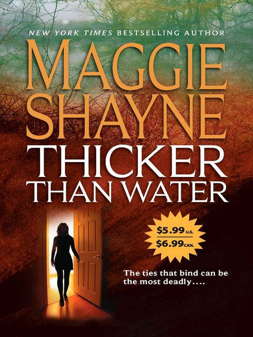 Thicker Than Water - MIRA (eBook)