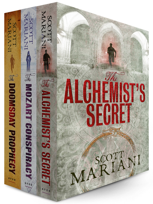 Scott Mariani 3 Book Bundle (eBook)