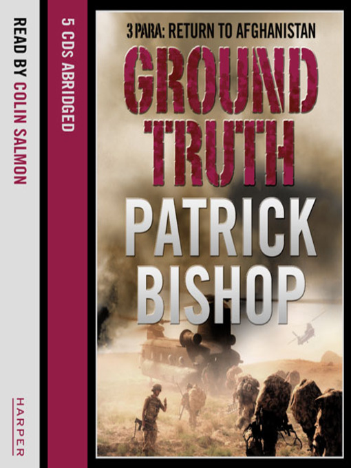 Ground Truth: 3 Para Return to Afghanistan (MP3)