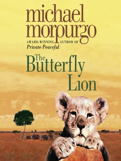 The Butterfly Lion (MP3)