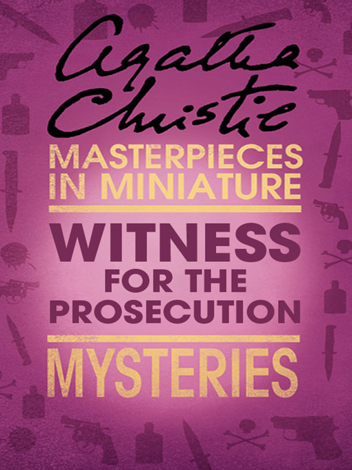 Witness for the Prosecution (eBook): An Agatha Christie Short Story
